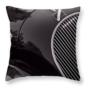 Talbot Lago Throw Pillow