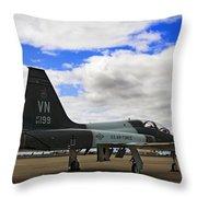Talon Time-out II Throw Pillow