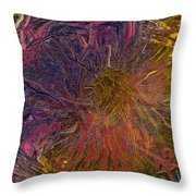 Tangled And Lost Throw Pillow
