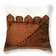 Tapae Gate  Throw Pillow