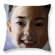 Taquito Throw Pillow