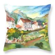 Tarascon Sur Ariege 01 Throw Pillow