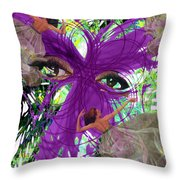 Tchotchkes Throw Pillow