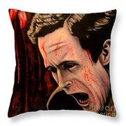 Ted Bundy Throw Pillow