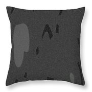 Teke Throw Pillow