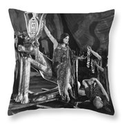 Ten Commandments, 1923 Throw Pillow