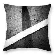 Ten Nice Throw Pillow