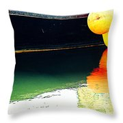 Tenders Throw Pillow