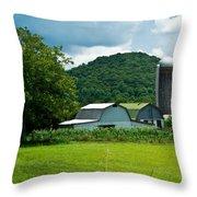 Tennessee Farm 1 Throw Pillow