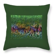 Teri Meri - Envy Throw Pillow