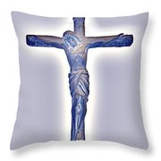 Thank God For Good Friday Two K Twelve Throw Pillow