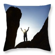 Thanks For Today Hope For Tomorrow Throw Pillow