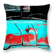That Old Dodge Throw Pillow