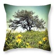 That Tree Throw Pillow