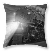 The 1218 On The Move Throw Pillow