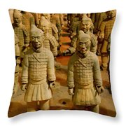 The Army Of The Afterlife Throw Pillow