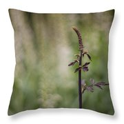 The Branch Throw Pillow