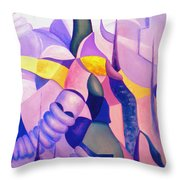 The Chase 3  Throw Pillow