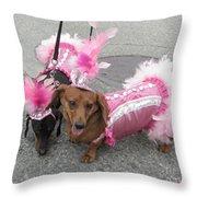 The Cherry Blossom Special Throw Pillow