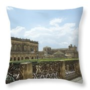 The Colors Of Noto Throw Pillow