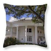 The Crescent 1 Throw Pillow