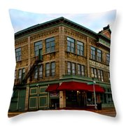 The Department Company Throw Pillow