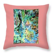 The Devi Throw Pillow