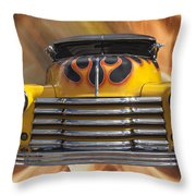 The Devil's Classic  Throw Pillow