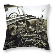 The Dirts Hold Throw Pillow