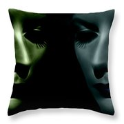 The Divine 2 Throw Pillow