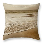 The Divine Music Of Love Throw Pillow