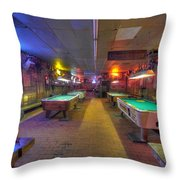 The Dixie Chicken Throw Pillow