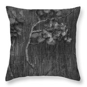 The Dusty Dew  Throw Pillow