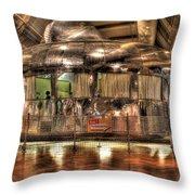 The Dymaxion House Dearborn Mi Throw Pillow