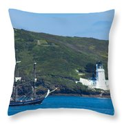 The Earl Of Pembroke Throw Pillow