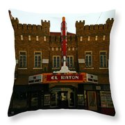 The El Raton Throw Pillow