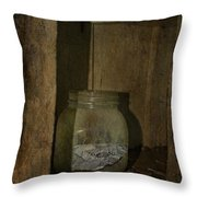The Endless Jar  Throw Pillow by Empty Wall