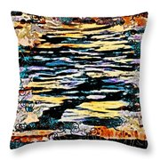 The Eye Of The Storm Throw Pillow