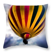 The Floating Dream Throw Pillow
