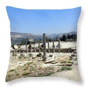 The Forum At Sebastia Throw Pillow