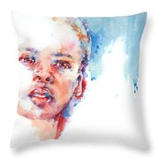 The Future?... Throw Pillow