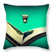 The Good Old Ford Throw Pillow