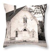 The Grange Throw Pillow