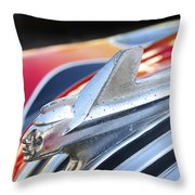 The Great Chieftain Throw Pillow