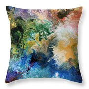 The Great Diversity Throw Pillow