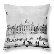 The Hague: Huis Ten Bosch Throw Pillow