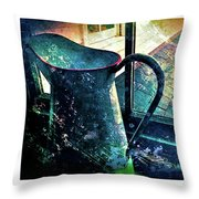 The Healing Room Throw Pillow by Kevyn Bashore