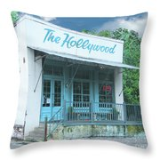 The Hollywood At Tunica Ms Throw Pillow