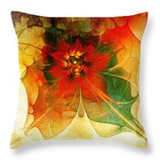 The Keepsake Throw Pillow