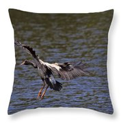 The Landing V2 Throw Pillow